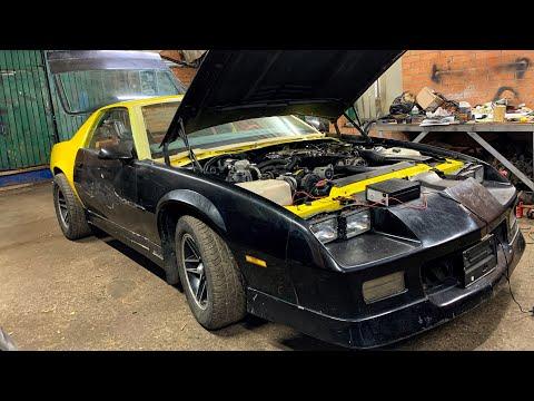 Chevrolet Camaro. Тюнинг за 16 тыс рублей.