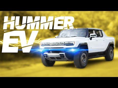 Hummer EV Reveal!