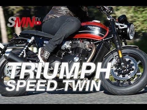 Prueba Triumph Speed Twin 2019 [FULLHD]