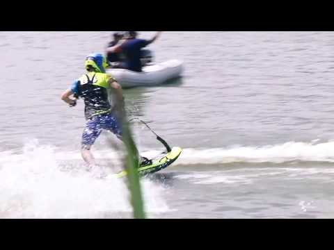 #BestBikeMoment MotoGP Czech GP: Moment C - The riders relax at the jetsurf pre-event