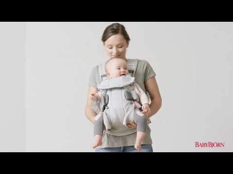 How to use Baby Carrier One and One Air