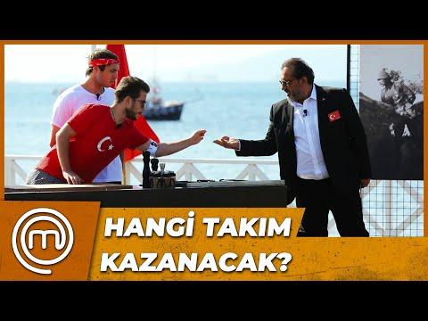 ÇANAKKALE'DE HAFTANIN İKİNCİ TAKIM YARIŞI! |  MasterChef Türkiye 88. Bölüm