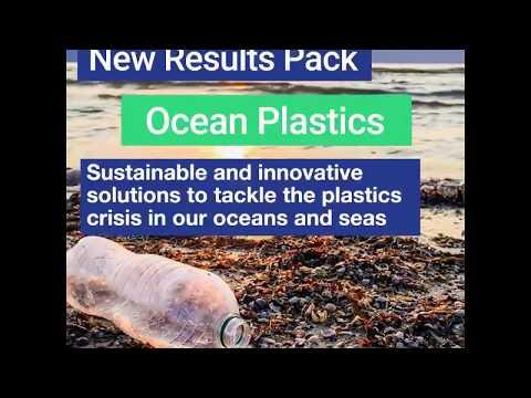 CORDIS results packs - Ocean Plastics photo