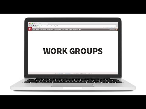 Work Groups