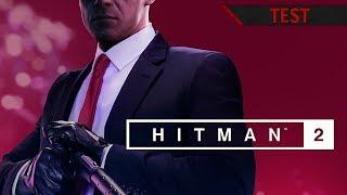 vidéo test Hitman 2 par ActuGaming