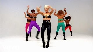 Tami Chynn - Frozen (feat. Akon)