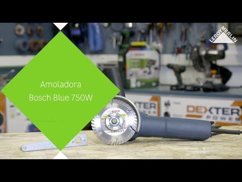 Amoladora Bosch Blue 750w- LEROY MERLIN