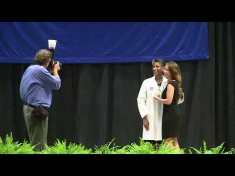Baylor College of Medicine White Coat Ceremony 2016