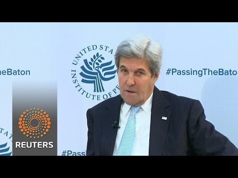 Kerry warns of 'authoritarian populism'