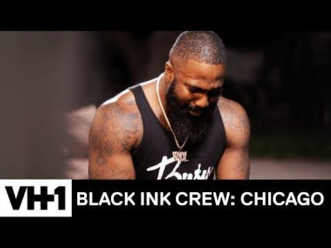 Don Receives Devastating News   Black Ink Crew: Chicago
