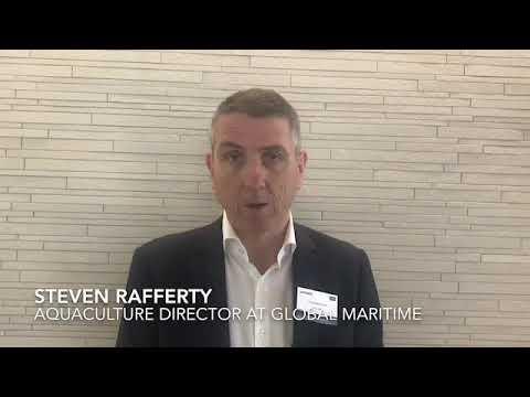 Steven Rafferty, Global Maritime Aquaculture Director