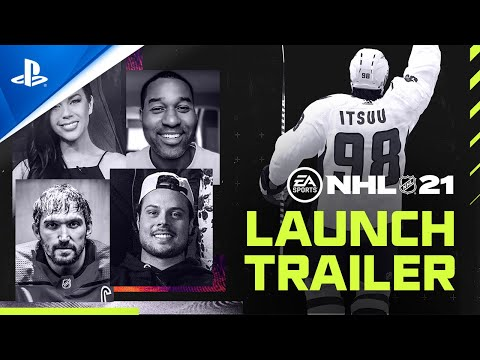 NHL 21 - Official Worldwide Launch Trailer   PS4