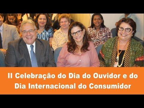 Imagem post: CNseg – II Celebração do Dia do Ouvidor e do Dia Internacional do Consumidor