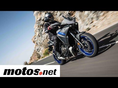 Yamaha Tracer 700 2020 | Presentación / Primera prueba / Test / Review en español