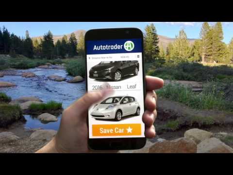 Save A Car. Save The Planet.   Autotrader (:15)