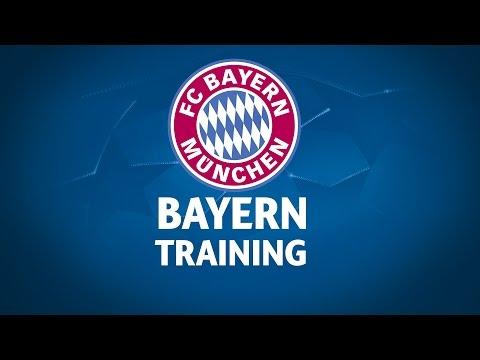 Bayern Training Session