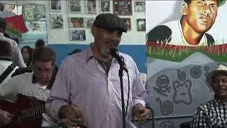 Anibal Ayala y el Cuarteto El Maestro Bronx N.Y. video por Jose Rivera 2014
