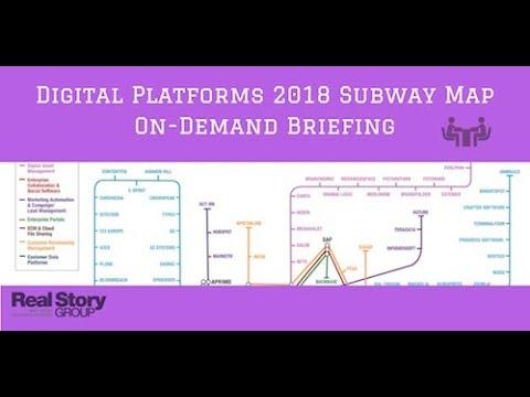 Digital Platforms 2018 Subway Map Briefing