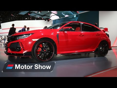 Honda Civic Type R  - Geneva Motor Show 2017