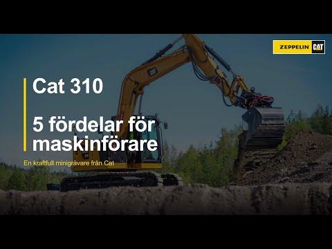 5 fördelar med Cat 310