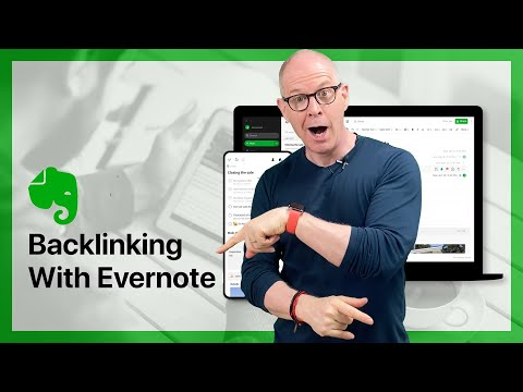 How To Backlink Notes In Evernote