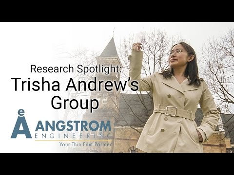 Research Spotlight | Trisha Andrew's Group