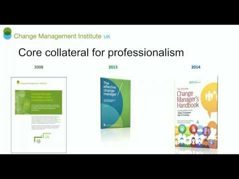 How capable are you at managing change? The CMI's competency framework webinar, 6 December 2016