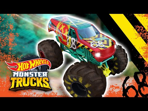 @Hot Wheels    The Best of DEMO DERBY! 💥   Monster Trucks