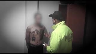 Detalles sobre captura de yostín, homicida de un policía - Teleantioquia Noticias