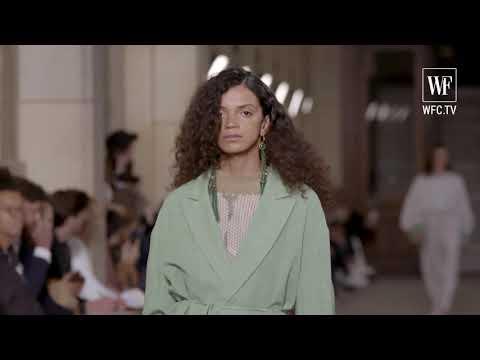 Mame Kurogouchi Spring-summer 2020 Paris fashion week