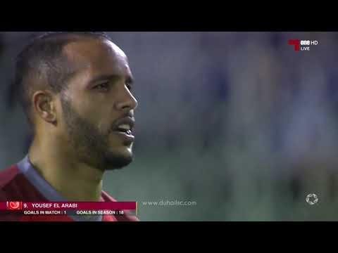 أهداف مباراة السد 3-1 الدحيل - يوسف العرابي يسجل ولكن.. | بطولة قطر
