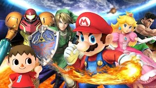 Smash Wii U: Watch Nintendo's Toys-to-Life Learn to Fight