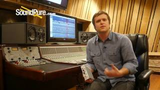 Rupert Neve Designs 511 - 500 Series Mic Pre with Silk