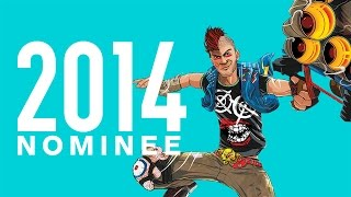 Why Sunset Overdrive is a Game of The Year Nominee
