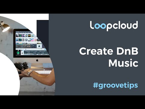 How to Make a Drum & Bass Groove in Loopcloud | Tutorial