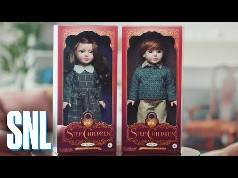 Cut for Time: My Little Step Children (Natalie Portman) - SNL