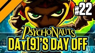 Day[9]'s Day Off - Psychonauts Part 2 - P22