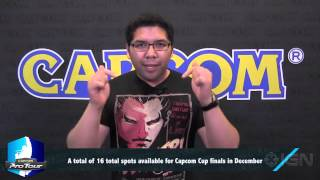 Capcom Pro Tour 2014 Announcement Trailer