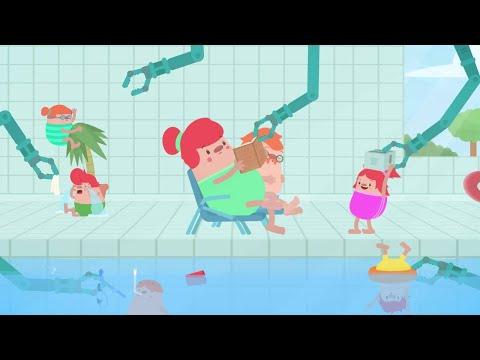 Var en Poolare - föräldrars ansvar i simhallen