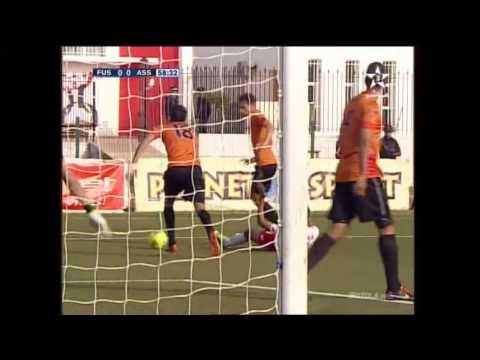 البطولة الوطنية: هدف مباراة الفتح الرباطي في مرمى الجمعية السلاوية