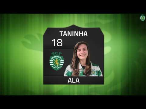 16/17 Resumo/Golos Taça Portugal Futsal Feminino - CF Os Belenenses 4 x 5 Sporting CP