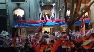 Uruguay: Frente Amplio mantuvo su amplio predominio en Montevideo