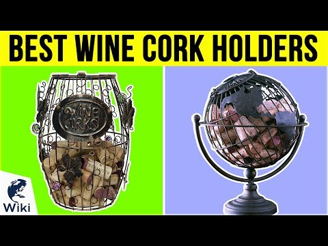 10 Best Wine Cork Holders 2019