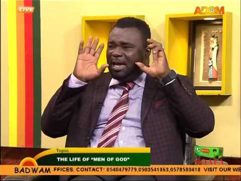 The Family life of men of God - Afisem on Adom TV (28-9-16)