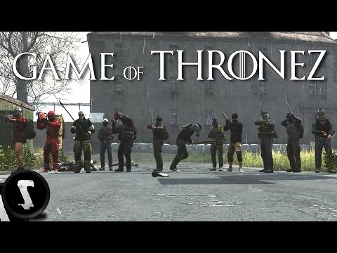 Game of ThroneZ   MEDIEVAL DAYZ BATTLE!!