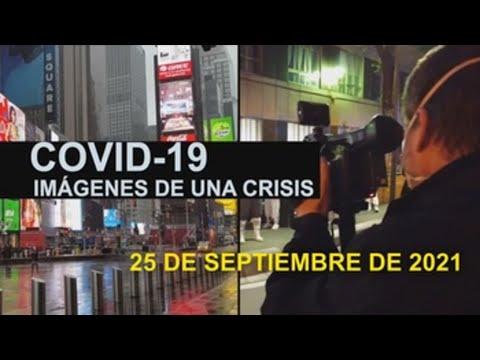 Covid-19 Imágenes de una crisis en el mundo del 25 de septiembre