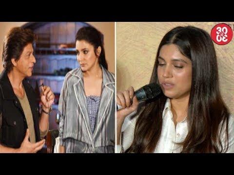 Shah Rukh – Anushka Promote 'JHMS' In Delhi |Sushant – Bhumi To Star In Abhishek Chaubey's Next