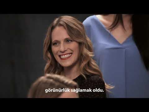 Visa Everywhere Initiative Global Women's Edition – Türkçe altyazılı kısa versiyon