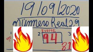 NUMEROS PARA HOY 19/09/2020 DE SEPTIEMBRE PARA TODAS LAS LOTERIAS