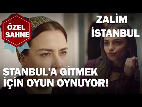Ceren ile Neriman İstanbul'a Gitmek İçin Oyun Oynuyor! - Zalim İstanbul Özel Klip